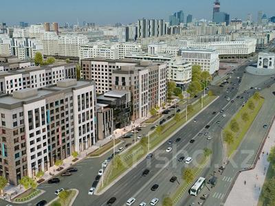 2-комнатная квартира, 72.02 м², 8/9 этаж, проспект Мангилик Ел за ~ 27.7 млн 〒 в Нур-Султане (Астана), Есиль р-н