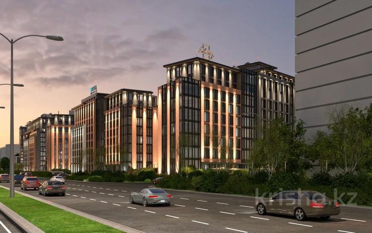 3-комнатная квартира, 129.45 м², Кайым Мухамедханова 11 за ~ 59.5 млн 〒 в Нур-Султане (Астане)