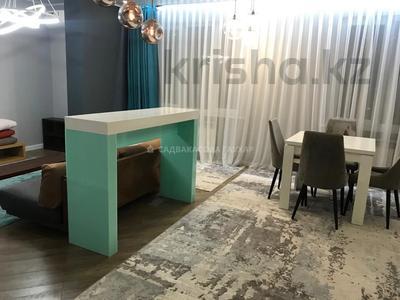 2-комнатная квартира, 65 м², 2/9 этаж помесячно, Аскарова Асанбая 21 — Садыкова за 300 000 〒 в Алматы, Наурызбайский р-н