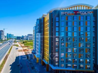 2-комнатная квартира, 75.74 м², 12 этаж, Каиыма Мухамедханова 4а за ~ 28.5 млн 〒 в Нур-Султане (Астана), Есиль р-н — фото 3