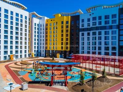 2-комнатная квартира, 75.74 м², 12 этаж, Каиыма Мухамедханова 4а за ~ 28.5 млн 〒 в Нур-Султане (Астана), Есиль р-н — фото 5