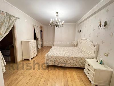 3-комнатная квартира, 112.7 м², 4/9 этаж, Розыбакиева 285А — проспект Аль-Фараби за 57 млн 〒 в Алматы, Бостандыкский р-н