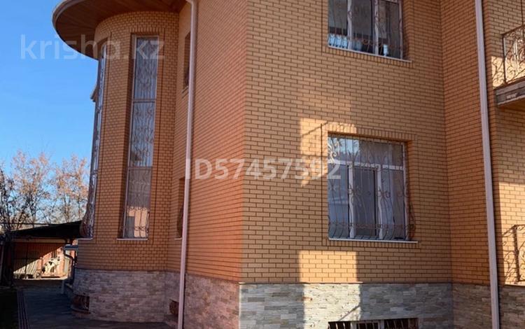 7-комнатный дом, 480 м², 12 сот., мкр Каргалы, Егора Редько 85 за 236.5 млн 〒 в Алматы, Наурызбайский р-н