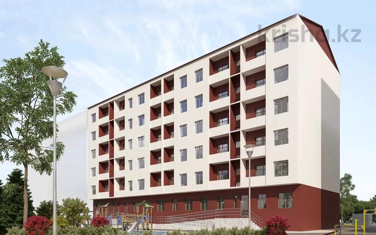 2-комнатная квартира, 63.5 м², 2/6 этаж, мкр Таусамалы, Кунаева — Акбата за ~ 19.4 млн 〒 в Алматы, Наурызбайский р-н
