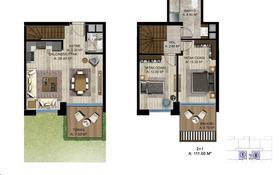3-комнатная квартира, 111 м², 2/5 этаж, Fatih, Cumhuriyet Başiskele/Kocaeli за ~ 32.8 млн 〒 в Стамбуле