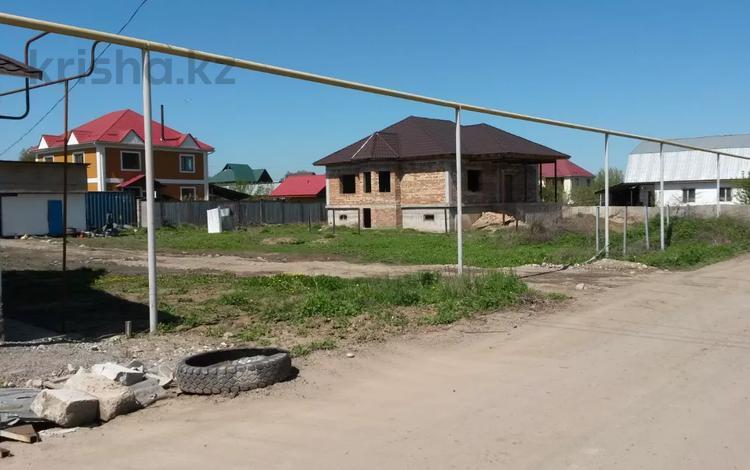 Участок 10 соток, Мкр Нуршашкан — Дулдул за 18.5 млн 〒 в Алматы