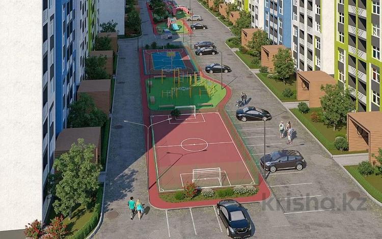 2-комнатная квартира, 69.1 м², 9/9 этаж, Талгарский тракт 160 за ~ 17.6 млн 〒 в Алматы