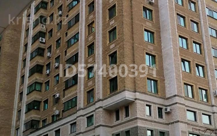 3-комнатная квартира, 107 м², 12/23 этаж посуточно, Кабанбай батыра 11 — Сарайшык за 25 000 〒 в Нур-Султане (Астане), Алматы р-н