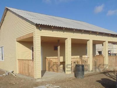 3-комнатный дом, 100 м², 10 сот., Курилькино, дачный участок Рыбник за 9 млн 〒 в Атырау — фото 4