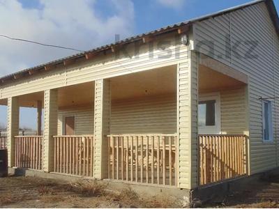 3-комнатный дом, 100 м², 10 сот., Курилькино, дачный участок Рыбник за 9 млн 〒 в Атырау — фото 5