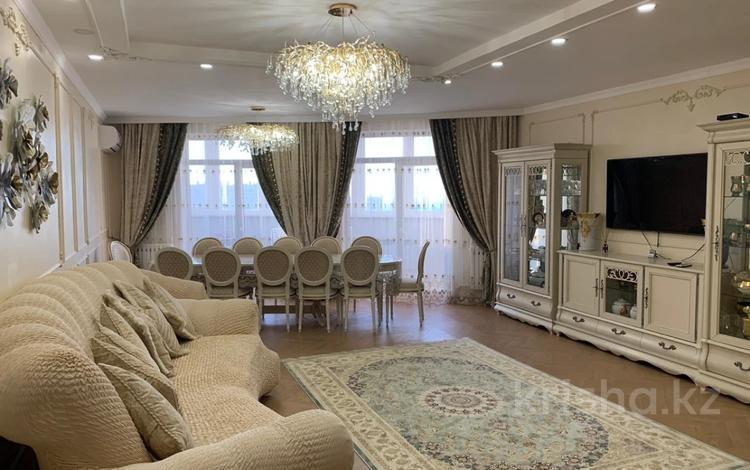 3-комнатная квартира, 138 м², 18/20 этаж, Розыбакиева за 73 млн 〒 в Алматы, Бостандыкский р-н