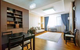 2-комнатная квартира, 75 м², 26/28 этаж посуточно, Кошкарбаева 10/1 за 15 000 〒 в Нур-Султане (Астана), Есиль р-н