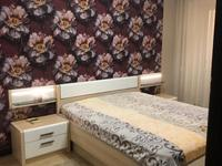 1-комнатная квартира, 50 м², 6/9 этаж посуточно, Иманбаевой 2 — Бараева за 9 000 〒 в Нур-Султане (Астане), р-н Байконур