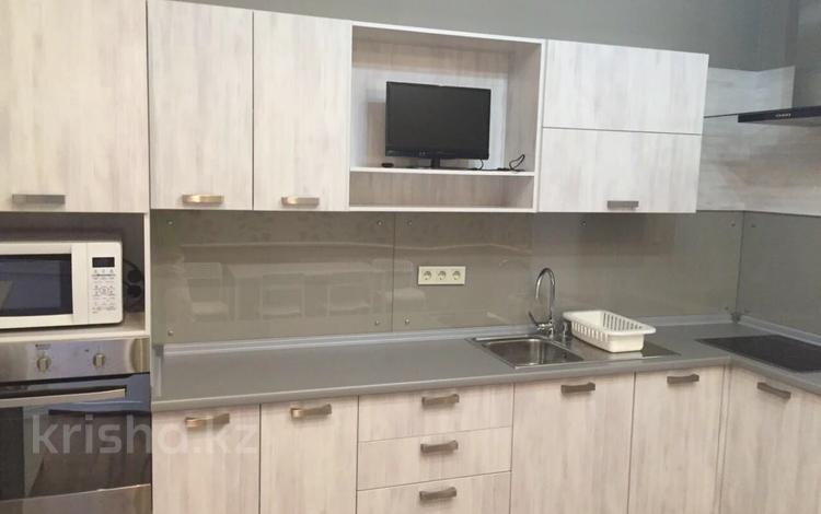 2-комнатная квартира, 80 м² помесячно, Аль-Фараби 21 за 310 000 〒 в Алматы, Бостандыкский р-н