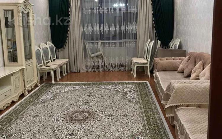 3-комнатная квартира, 125 м², 11/18 этаж, Малика Габдуллина 18 за 40.5 млн 〒 в Нур-Султане (Астана), р-н Байконур