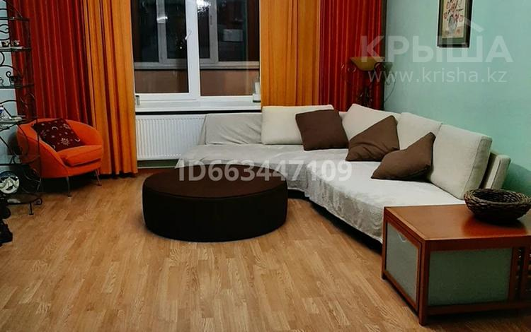2-комнатная квартира, 63 м², 4/18 этаж помесячно, Брусиловского 167 за 170 000 〒 в Алматы, Алмалинский р-н
