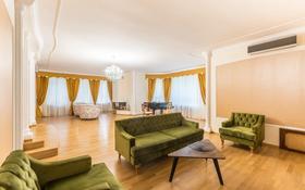 9-комнатный дом помесячно, 665 м², 14 сот., Мкр Караоткель-2, Аккербез за 4 млн 〒 в Нур-Султане (Астана), Есиль р-н