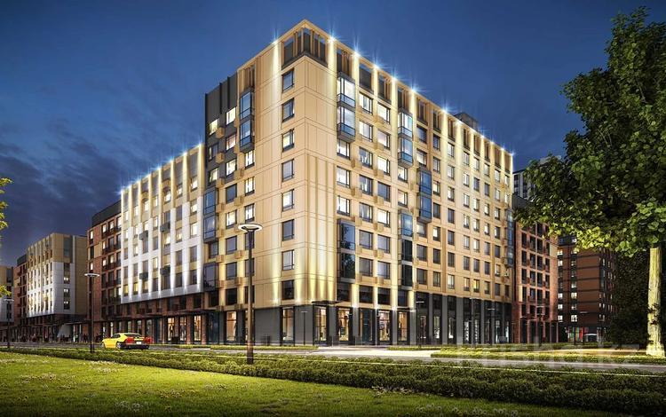 2-комнатная квартира, 76 м², Манглик Ел 56 за ~ 32.8 млн 〒 в Нур-Султане (Астане)