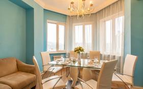 3-комнатная квартира, 110 м², 4/20 этаж посуточно, Аль-Фараби 21 — Каратаева за 35 000 〒 в Алматы