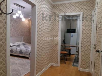 1-комнатная квартира, 39 м², 10/10 этаж посуточно, Торайгырова 117 за 7 000 〒 в Павлодаре — фото 8