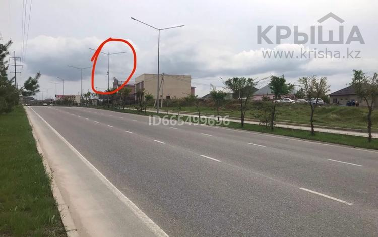 Участок 8 соток, Аргнбекова — Жибек-жолы за 15 млн 〒 в Шымкенте