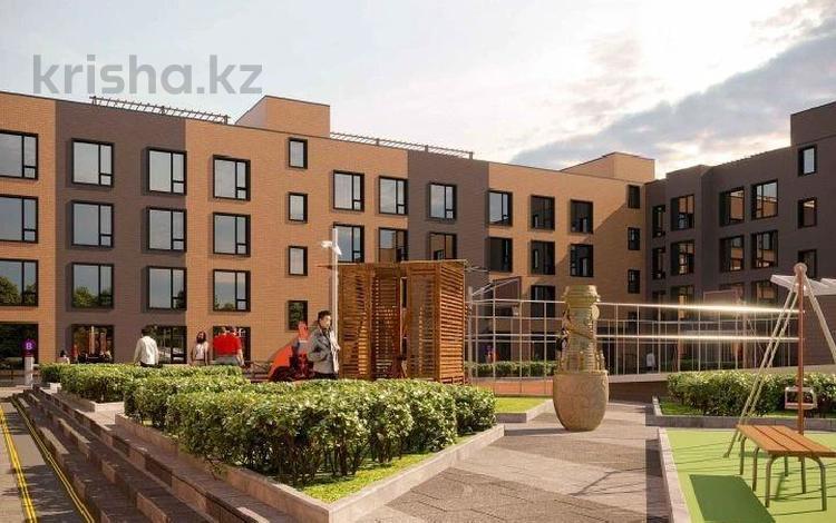 1-комнатная квартира, 40.94 м², Кургальжинское шоссе 108 за ~ 10.3 млн 〒 в Нур-Султане (Астане), Есильский р-н