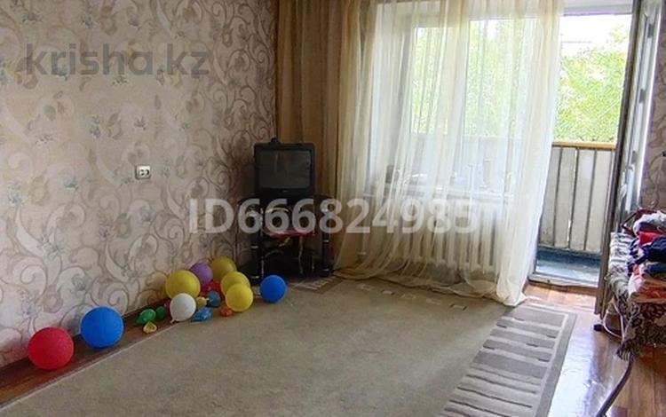 1-комнатная квартира, 35 м², 4/5 этаж, Конаева 3 за 5.4 млн 〒 в Шу