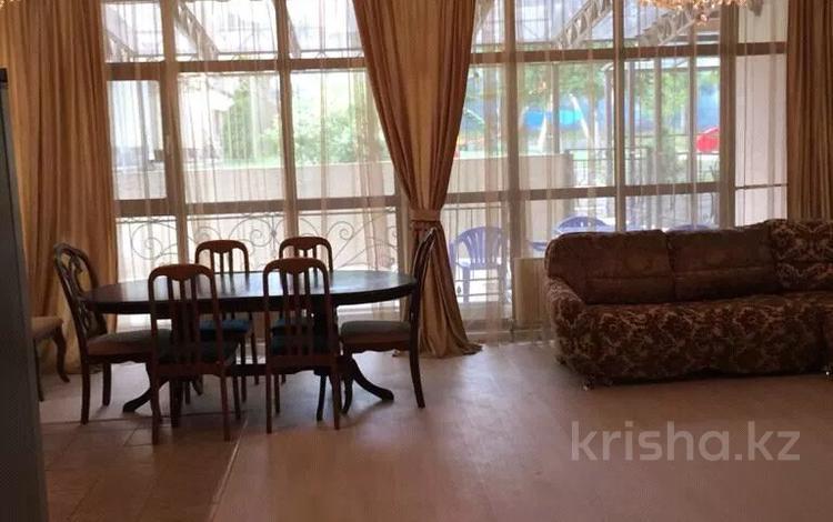 4-комнатная квартира, 220 м², 1/4 этаж, Мусабаева — Аскарова Асанбая за 85 млн 〒 в Алматы, Бостандыкский р-н