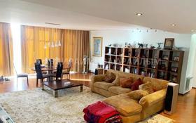 3-комнатная квартира, 200 м², 7/10 этаж помесячно, проспект Достык за 600 000 〒 в Алматы, Медеуский р-н