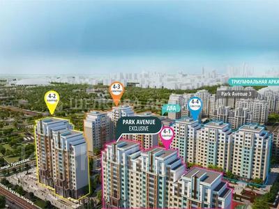 4-комнатная квартира, 129.12 м², Туркестан за ~ 49.8 млн 〒 в Нур-Султане (Астана), Есиль р-н — фото 4