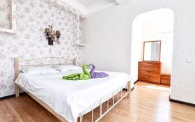 2-комнатная квартира, 70 м², 17/40 этаж посуточно, Достык 5 — Сауран за 11 000 〒 в Нур-Султане (Астана), Есиль р-н