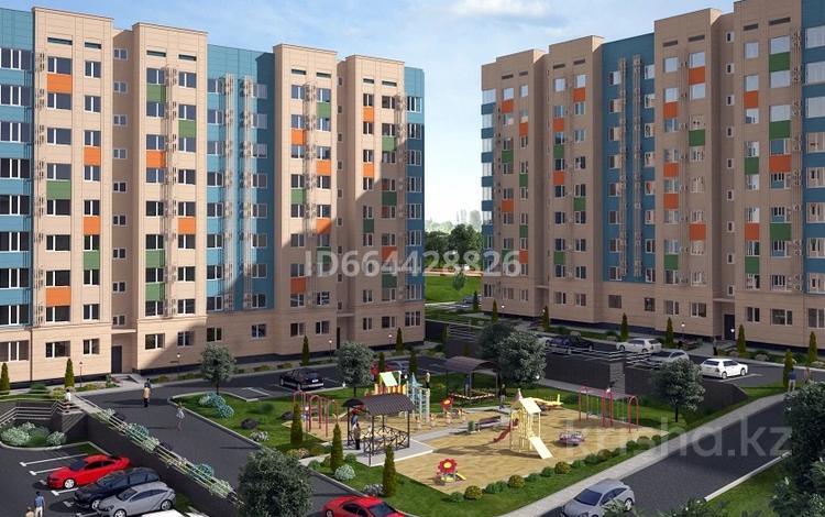 3-комнатная квартира, 82 м², 7/9 этаж, мкр Кайтпас 2 197/4 за 34 млн 〒 в Шымкенте, Каратауский р-н