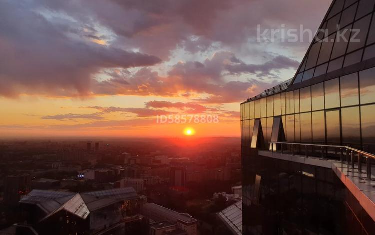 2-комнатная квартира, 68 м², 30/33 этаж, Аль-Фараби 5к3А за 42 млн 〒 в Алматы