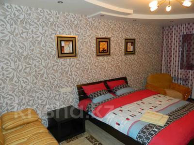 1-комнатная квартира, 34 м², 3/5 этаж посуточно, Мангельдина 36А — Аскарова за 10 000 〒 в Шымкенте, Абайский р-н