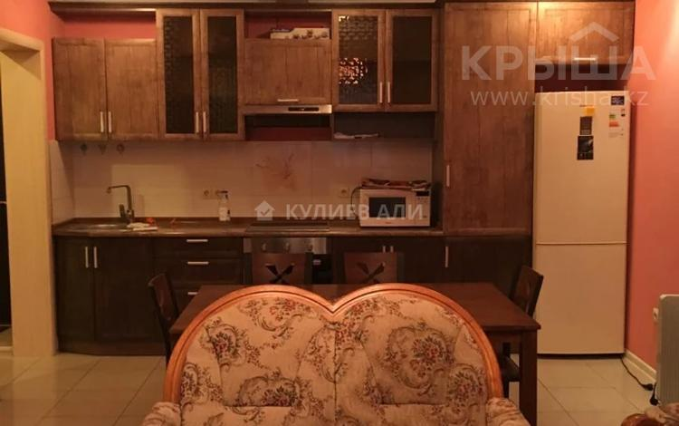 2-комнатная квартира, 58 м², 7/16 этаж помесячно, Торайгырова 19А за 170 000 〒 в Алматы, Бостандыкский р-н