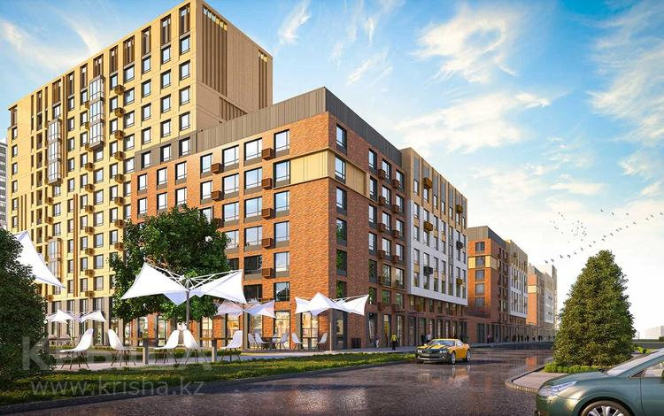3-комнатная квартира, 110 м², Манглик Ел 56 за ~ 54.5 млн 〒 в Нур-Султане (Астане)