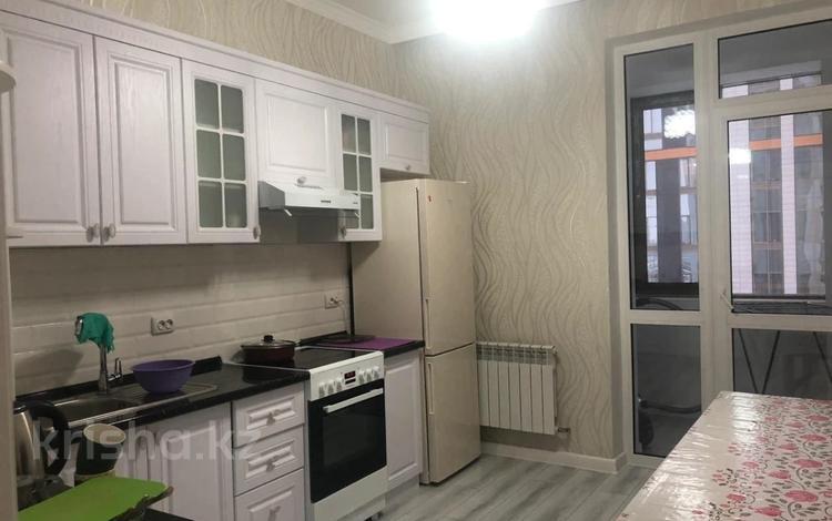 1-комнатная квартира, 45 м², 3/16 этаж помесячно, Мәңгілік Ел 48 — Улы Дала за 110 000 〒 в Нур-Султане (Астана), Есиль р-н