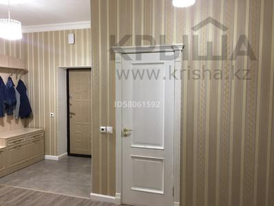 3-комнатная квартира, 130 м², 2/7 этаж, Туркестан 14/1 — Орынбор за 70 млн 〒 в Нур-Султане (Астана), Есиль р-н