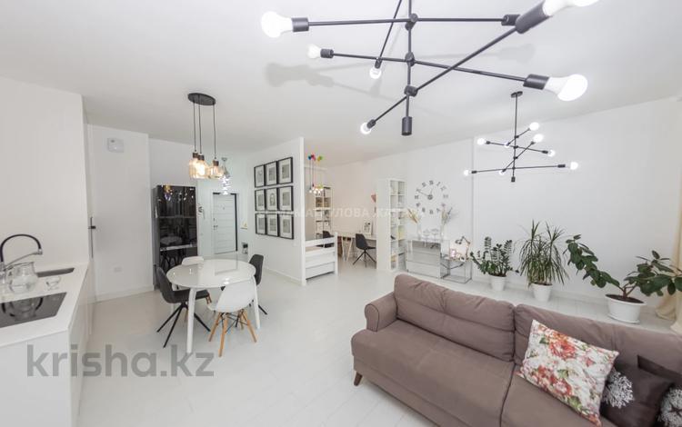 1-комнатная квартира, 55.1 м², 7/10 этаж, Керей Жанибек хандар 28 за 27 млн 〒 в Нур-Султане (Астана)