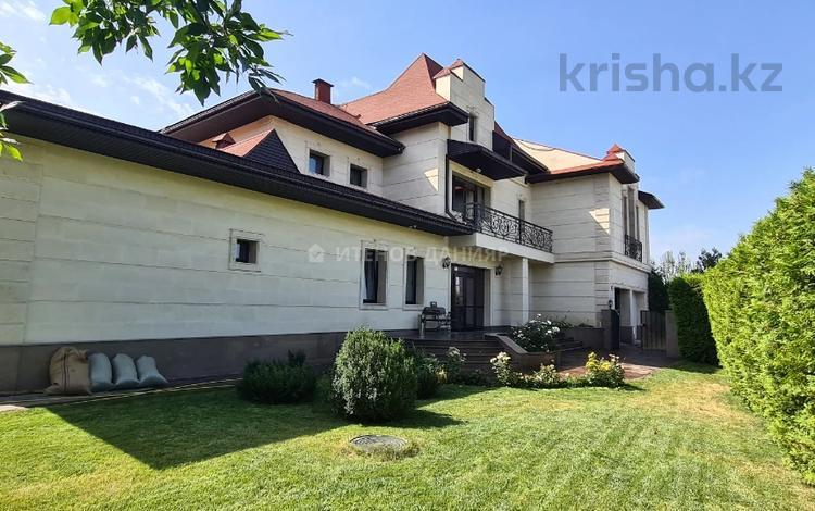 6-комнатный дом, 407 м², 14 сот., Арайлы 333 за 355 млн 〒 в Алматы, Бостандыкский р-н