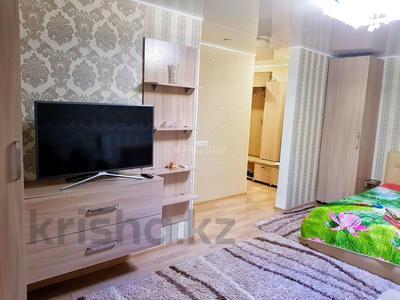 1-комнатная квартира, 36 м², 3/5 этаж посуточно, Естая 56 — Бектурова за 7 500 〒 в Павлодаре
