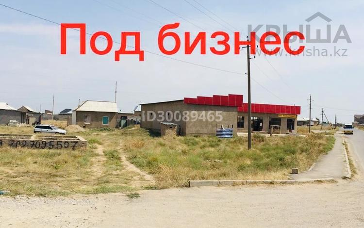 Участок 10 соток, Абайский р-н, мкр Ынтымак за 13.9 млн 〒 в Шымкенте, Абайский р-н