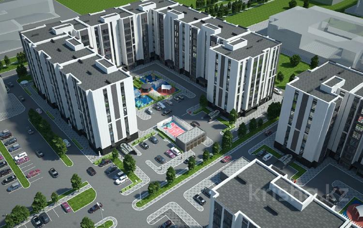 2-комнатная квартира, 77.45 м², проспект Мангилик Ел за ~ 31 млн 〒 в Нур-Султане (Астане), Есильский р-н