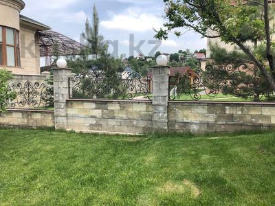 6-комнатный дом, 400 м², 20 сот., Оспанова за 300 млн 〒 в Алматы — фото 60