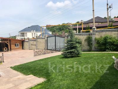 6-комнатный дом, 400 м², 20 сот., Оспанова за 300 млн 〒 в Алматы — фото 46