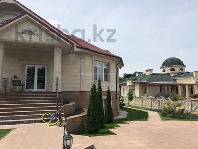 6-комнатный дом, 400 м², 20 сот., Оспанова за 300 млн 〒 в Алматы — фото 30