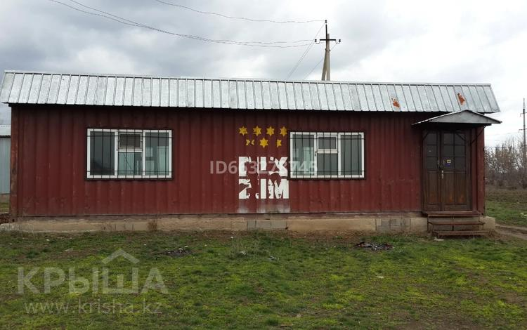 3-комнатный дом, 60 м², 6 сот., Ташкентская — Макашева за 10 млн 〒 в Каскелене