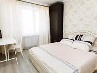 1-комнатная квартира, 48 м², 5/13 этаж посуточно, Навои 208 — Торайгырова за 15 000 〒 в Алматы, Бостандыкский р-н