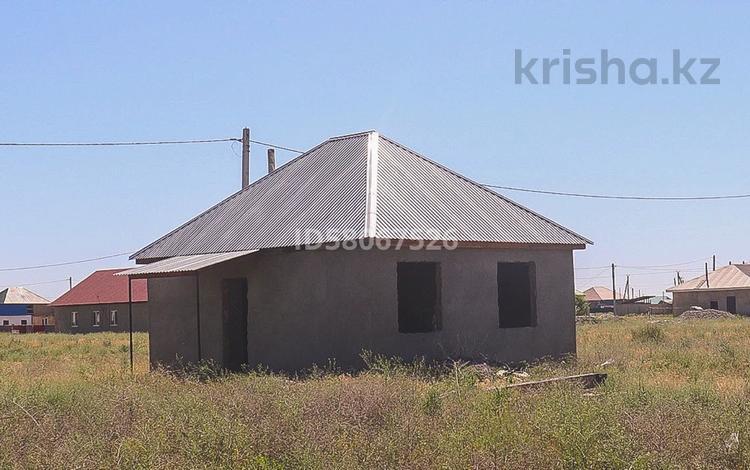 4-комнатный дом, 49 м², 10 сот., Ынтымак за 3.5 млн 〒 в Талдыкоргане