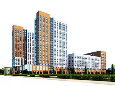3-комнатная квартира, 103.25 м², 9/9 этаж, Айнакол — Сарыкол за 21.4 млн 〒 в Нур-Султане (Астана), Алматы р-н — фото 9
